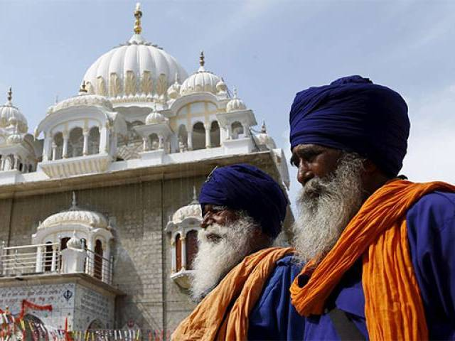ETPB chairman says arrangements are being made to print Guru Garanth Sahib in the country. PHOTO: REUTERS