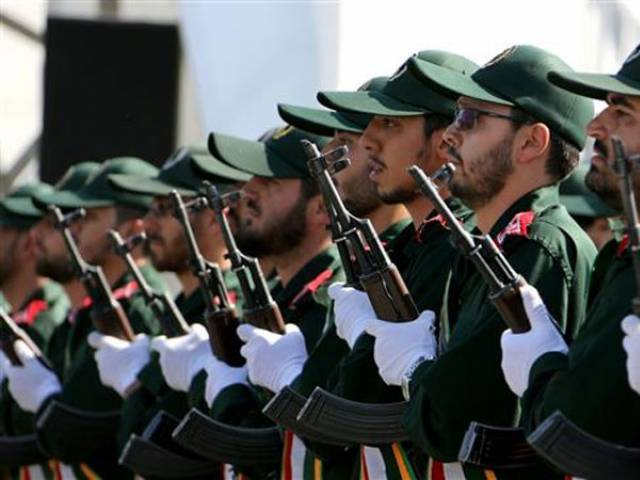 Earlier on Wednesday, the Iranian intelligence and security forces claimed to have dismantled a group of 12 terrorists in the western city of Sardasht.  PHOTO: AFP