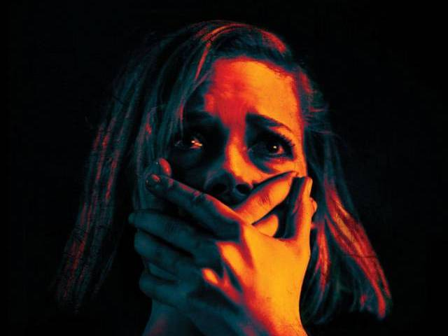 Don't Breathe movie poster. PHOTO COURTESY: Obxentertainment.com