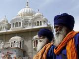 Singh cited 2002 events to unearth Indian conspiracies and said at a time when US former president Bill Clinton was scheduled to visit India, 35 Sikhs were killed before his visit to divert attention from Khalisa movement.  PHOTO: REUTERS