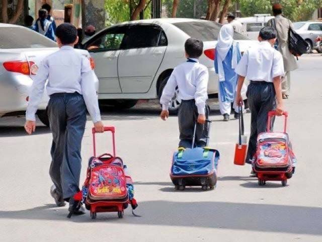 The petitions against the fee increase were filed by students of the North Nazimabad campus of The Generations School Private Limited. PHOTO: FILE