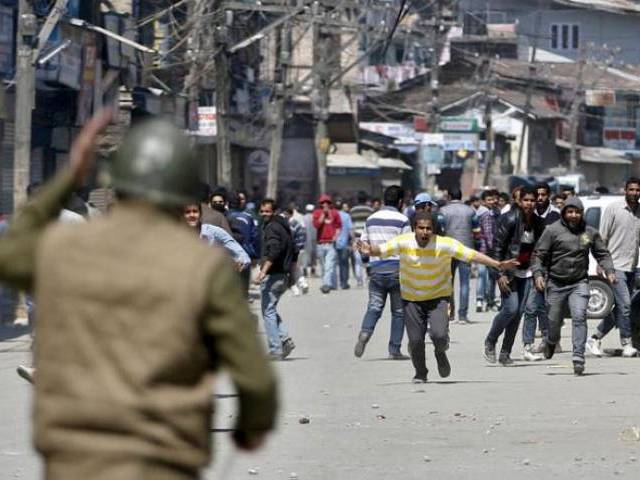Three Suspected Rebels Killed in India-administered Kashmir