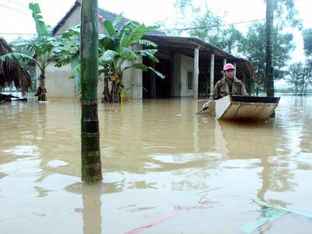 11 dead in Vietnam floods