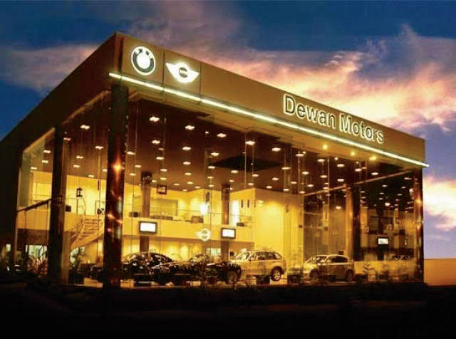 Family Business: Dewan Group's automobile unit – Dewan Farooque Motors – was the brainchild of young Yousuf when he entered the family business two decades ago. PHOTO: FILE