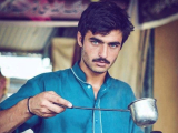 'Chai wala' has a message for India