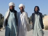 File Photo of Afghan Taliban. PHOTO: AFP