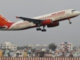 An Air India passenger plane takes off from Sardar Vallabhbhai Patel International Airport in Ahmedabad. PHOTO: REUTERS