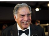 Ratan Tata, chairman emeritus of Tata Sons, attends an event where he was inducted into the 2015 Automotive Hall of Fame in Detroit, Michigan July 23, 2015. PHOTO: REUTERS