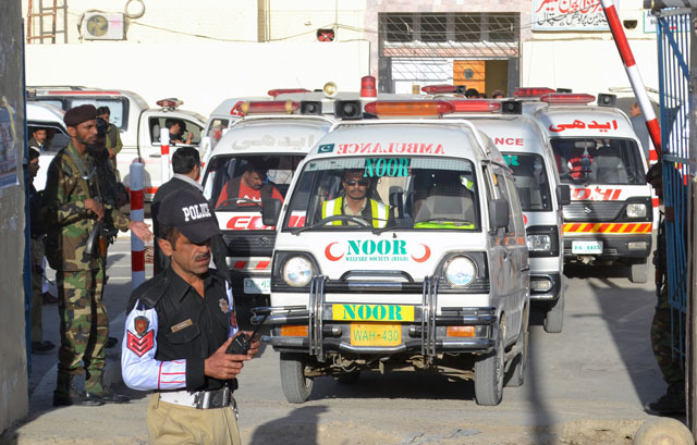 ambulances-quetta-attack-reuters