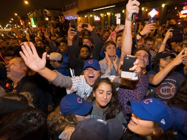 Official estimates: 5 Million Attend Cubs Rally