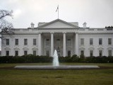 A general view of the North Lawn of the White House in Washington. PHOTO: REUTERS