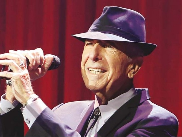 Singer And Songwriter Leonard Cohen Passed Away At The Age Of 82