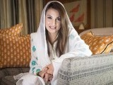 Reham spills the beans on divorce with Imran Khan. PHOTO COURTESY: SUNDAY TIMES