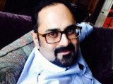 India's independent member of parliament, Rajeev Chandrasekhar. PHOTO: twitter.com/rajeev_mp