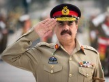 Army chief reiterates he will relinquish duties on November 29. PHOTO: AFP