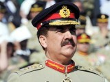 Army chief General Raheel Sharif. PHOTO: ISPR