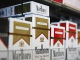 Packs of Marlboro cigarettes are displayed for sale at a convenience store in Somerville, Massachusetts July 17, 2014.   PHOTO: REUTERS