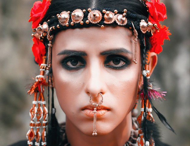 Pakistan's first transgender model makes debut with stunning photoshoot