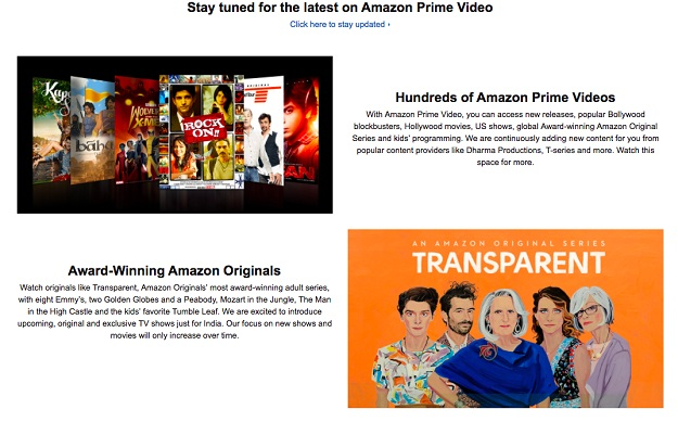 Amazon's all set to take on new rivals in India, with some