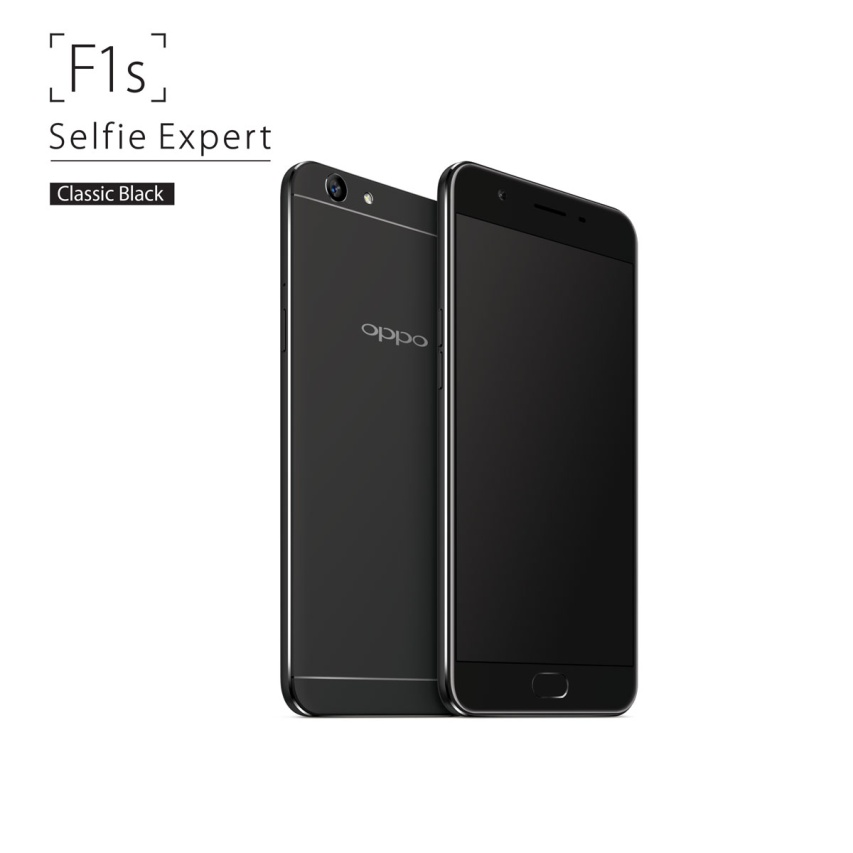 pursuit of beauty oppo unveils classic black f1s selfie