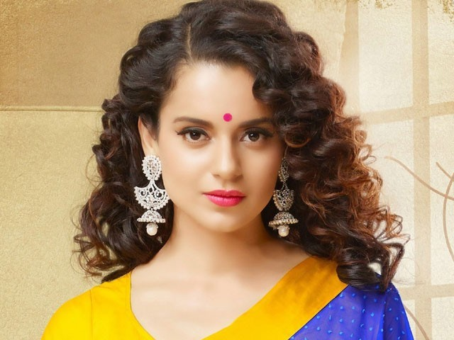 Kangana continues to be an inspiration.  PHOTO: SOLTANA.MA