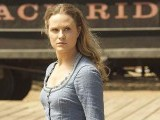 Evan Rachel Wood plays Dolores in Westworld. PHOTO: FILE