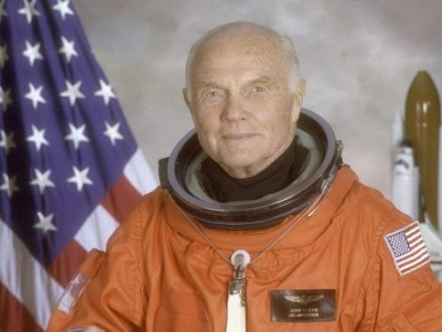 John Glenn to be buried at Arlington National Cemetery