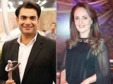 Sarmad Khoosat, Hina Bayat and others all agreed on revising the format of contractual agreements in the entertainment industry. PHOTO: FILE
