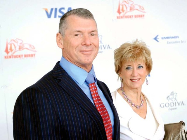 Linda helped her husband Vince McMahon turn a regional wrestling promotion into the globally successful WWE. PHOTO: FILE