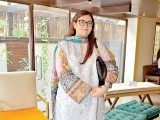 Umaima Khan: HOME SWEET HOME, Sabah Gillani launches Serai, a lifestyle and concept e-store at a brunch in Karachi