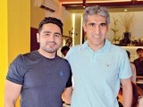 Umair Tabani and Ali: HOME SWEET HOME, Sabah Gillani launches Serai, a lifestyle and concept e-store at a brunch in Karachi