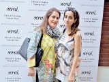Uzma Afzal and Amna Faizan: HOME SWEET HOME, Sabah Gillani launches Serai, a lifestyle and concept e-store at a brunch in Karachi