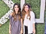 Nikhar Riaz and Maira Hashmi: BRUNCH TILL DUSK, Natasia Khalid and Azeem Paul host a wedding brunch in Karachi to kick of their wedding festivities