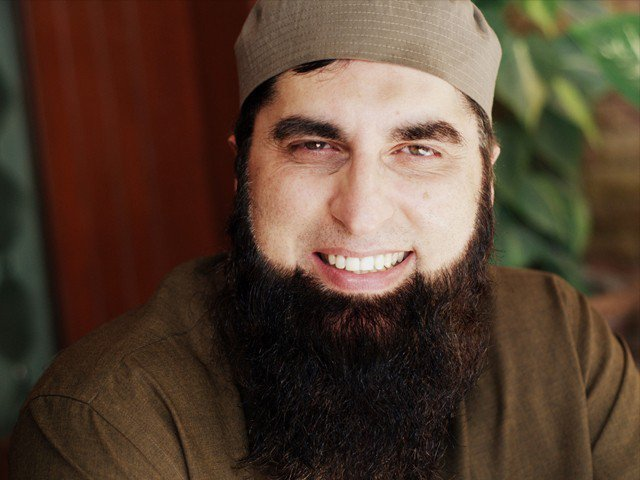 Junaid found his direction and that led him to discover the peace in himself we all aspire for to be complete within. PHOTO: JUNAID JAMSHED FACEBOOK PAGE