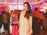 Rema Taseer: DHOL BAAJAY, Mahvish Malik and Haider Abbas celebrate their upcoming wedding with a dholki in Lahore