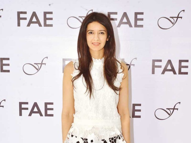 Fatima Ahmed: HIGH-STREET SOIREE, Fatima Ahmed launches a new clothing line named 'Fae' in Karachi