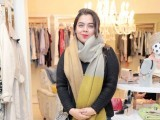 Aleena Ahmed: MOVING FASHION FORWARD, Kiran Malik of Style Berri hosts an exhibition in Lahore