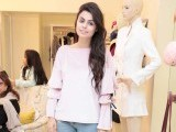 Rushna Shahjahan: MOVING FASHION FORWARD, Kiran Malik of Style Berri hosts an exhibition in Lahore