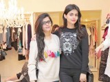 Zeest Asad and Bakhtawar Malik: MOVING FASHION FORWARD, Kiran Malik of Style Berri hosts an exhibition in Lahore