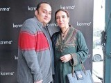 Aamir Mazhar and Nilofer Shahid: THE WINTER EFFECT, Karma debuts its new Luxury Pret Winter Collection 'Band, Baja, Baraat' in Lahore