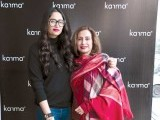 Maheen Kardar and Nahid Kardar: THE WINTER EFFECT, Karma debuts its new Luxury Pret Winter Collection 'Band, Baja, Baraat' in Lahore