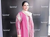 Tahira Syed: THE WINTER EFFECT, Karma debuts its new Luxury Pret Winter Collection 'Band, Baja, Baraat' in Lahore