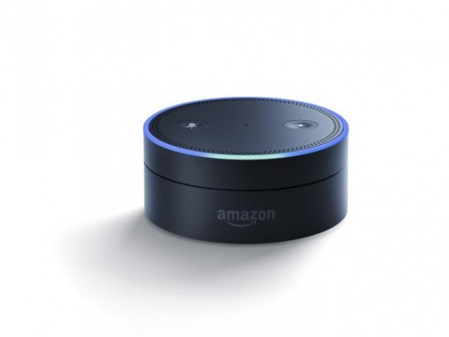 Amazon Echo. PHOTO: REUTERS