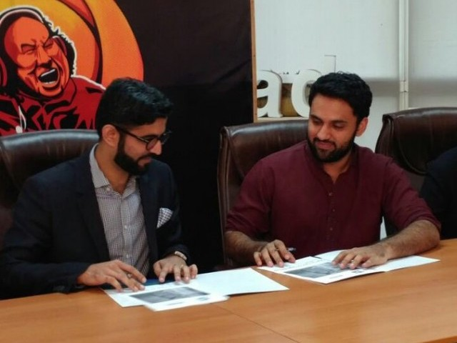 The partnership with Sarmaycar will allow Patari to scale up and truly unleash the massive potential inherent in Pakistani music. PHOTO: PATARI TWITTER