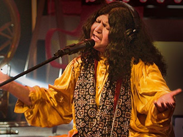 Abida Parveen To Release New Song Today