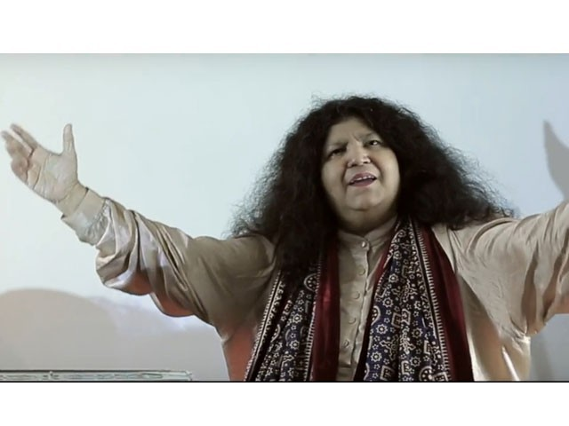 Abida Parveen New Song Strikes Chord Of Pakistans Beautiful Landscape