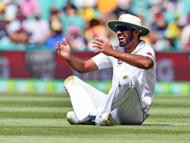 Dismal: Pakistan's bowling failed to impress in the three-match Test series with each and every bowler struggling to find his feet in Australia. Photo: AFP