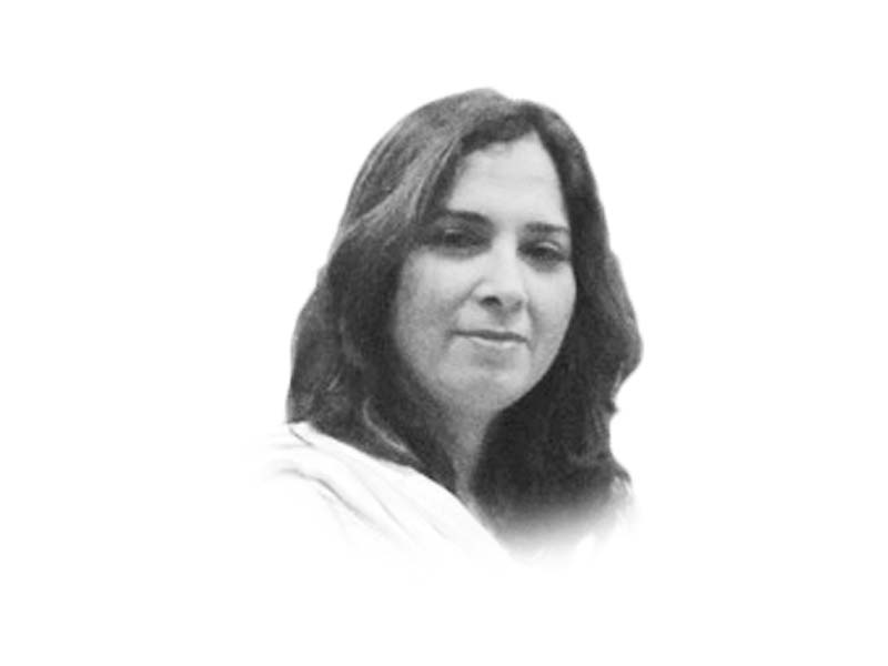 The writer is a journalist based in Lahore. She tweets @durdananajam