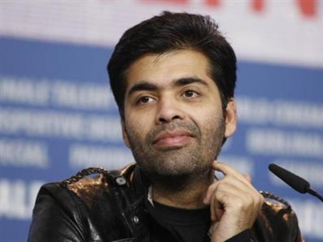 File photo of Bollywood Director Karan Johar. PHOTO: REUTERS