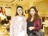 Anush Ammar and Sumrina: FASHION UNDER ONE ROOF,  The House of Aphrodite exhibits its winter collection in Gulberg, Lahore